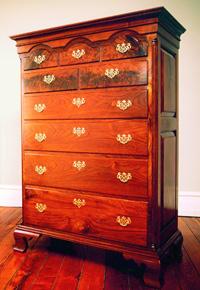 Genuine Mahogany dresser