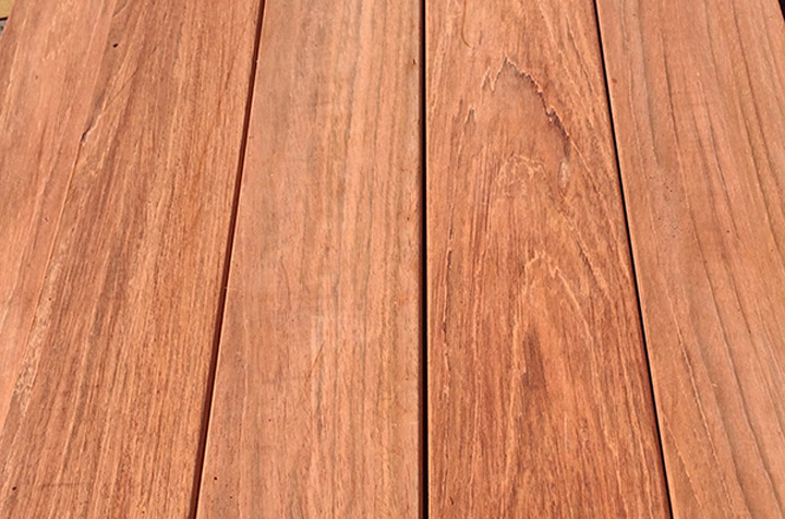 jatoba decking wide